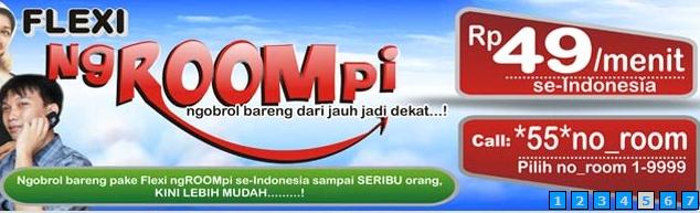 Banner Flexi ngROOMpi